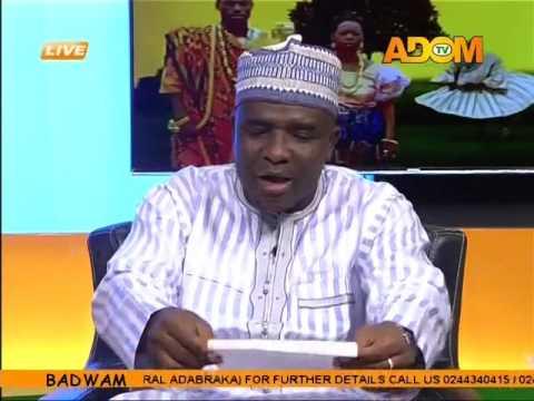 Badwam Mpensenpensenmu on Adom TV (20-1-17)