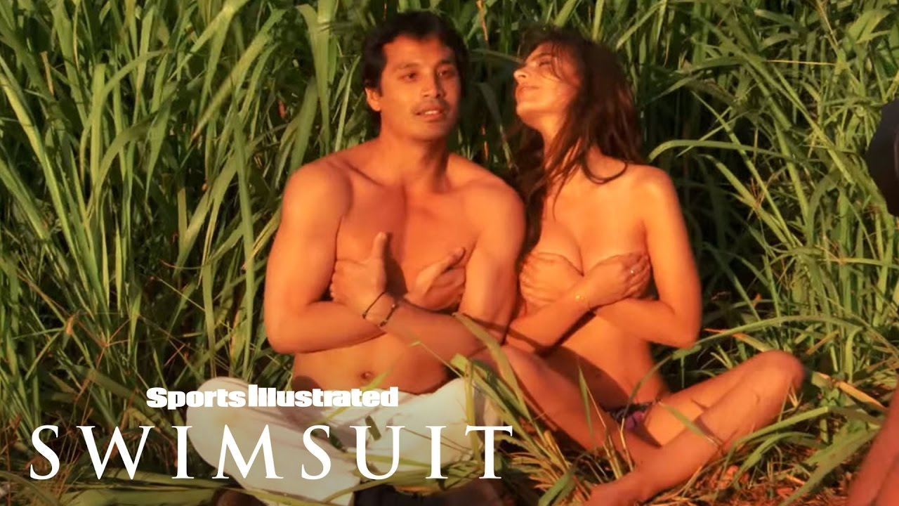 Emily Ratajkowski Outtakes: Kauai Photoshoot 2015   Sports Illustrated Swimsuit
