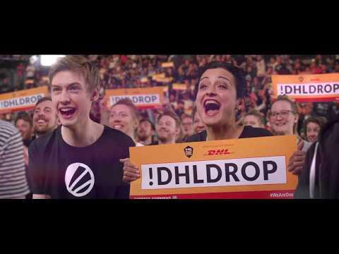 ESL One: DHL Commercial #GamersUnite
