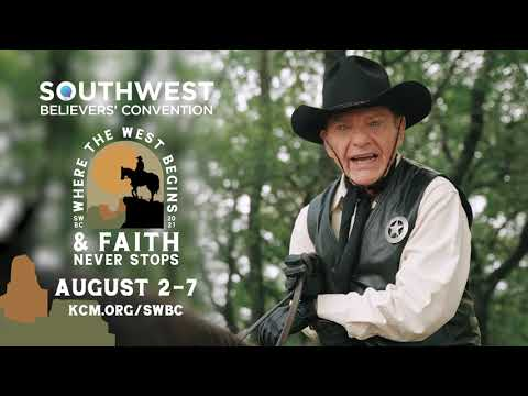 Kenneth Copeland Invites You to the 2021 Southwest Believers' Convention