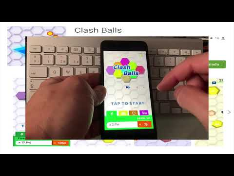 Clash Balls -Google Play- by JR Games for kids