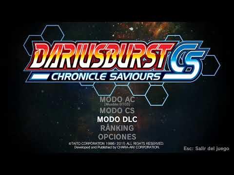 Más DARIUSBURST CS (PC - Directo)