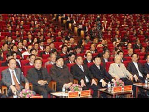 Đảng Cộng Sản VN khai mạc một hội nghị bất thường.