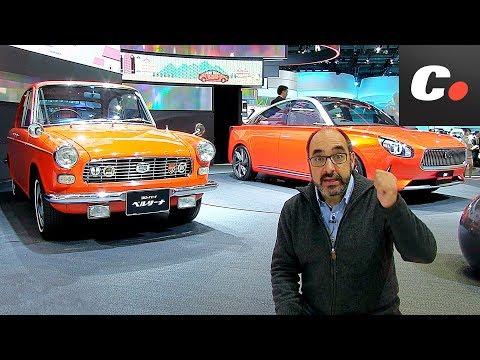 Novedades del Salón de Tokio 2017 | Tokyo Auto Salon | Coches japoneses | coches.net