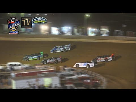 Topless Outlaws Series @ Tazewell Speedway May 1, 2021 - dirt track racing video image