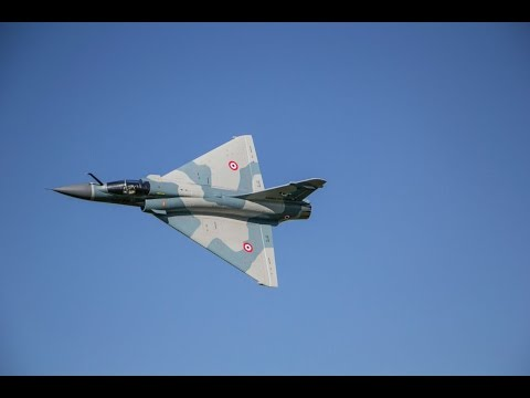 Freewing Mirage 2000 / Hobby Eagle A3L Gyro demo - default
