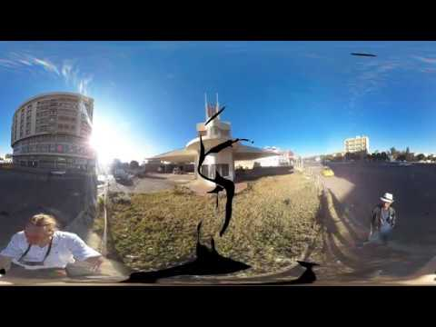 Följ med på en promenad genom Asmara