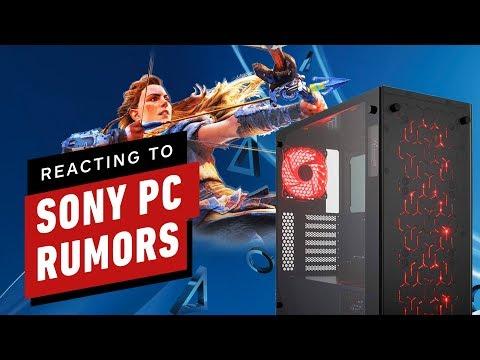 Reacting to the PlayStation PC Port Rumors - UCKy1dAqELo0zrOtPkf0eTMw