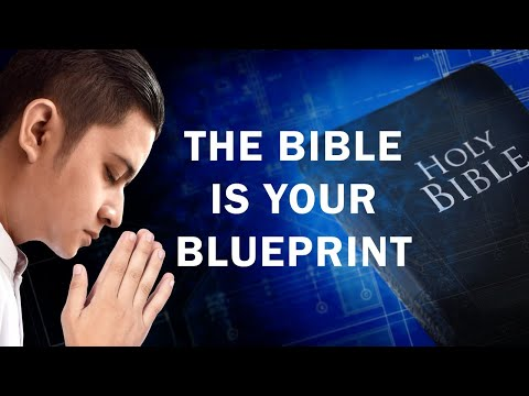 THE BIBLE IS YOUR BLUEPRINT - PSALM 119 - MORNING PRAYER