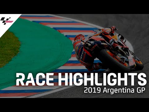 MotoGP Race Highlights | 2019 #ArgentinaGP