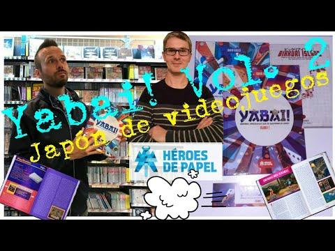 Reseñas de Papel: YABAI! vol 2 (Creativo en JAPÓN-David Boscá) Héroes de Papel