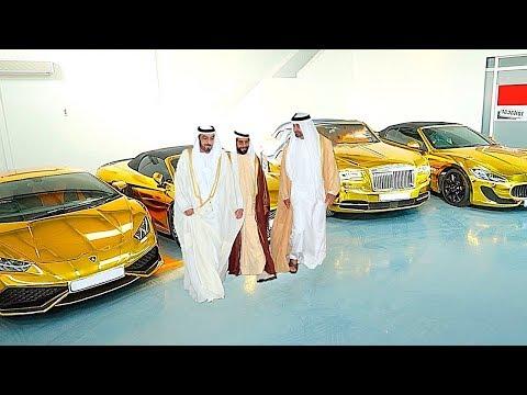 Вот Как Богачи Дубая Трарят Свои Миллиарды