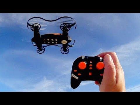 TK115 Mini Car Drone Flight Test Review