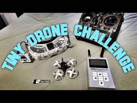 Tiny Drone Challenge - UCQEqPV0AwJ6mQYLmSO0rcNA