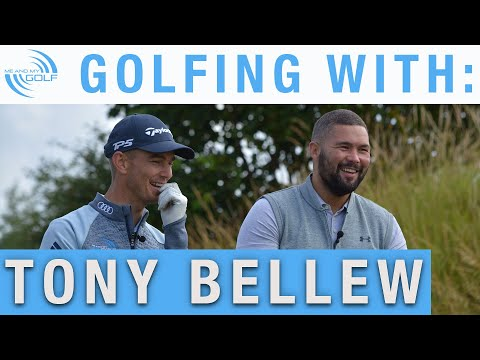 GOLFING With World BOXING CHAMPION TONY BELLEW