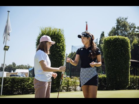 True Champions @evianchamp with Manon and Yealimi