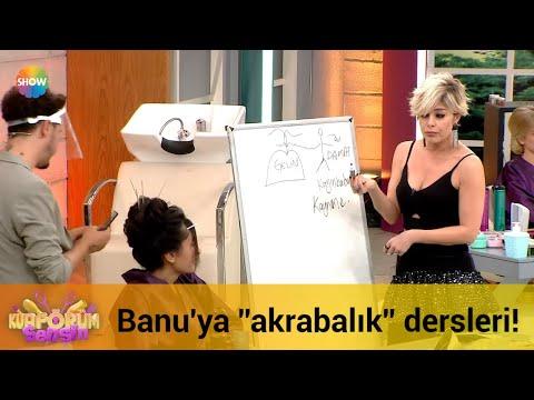 Gözde Kansu'dan Banu'ya ''akrabalık'' dersleri!