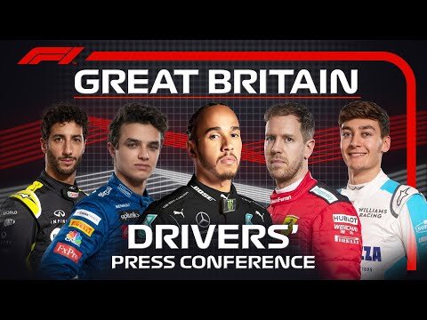 2020 British Grand Prix: Press Conference Highlights