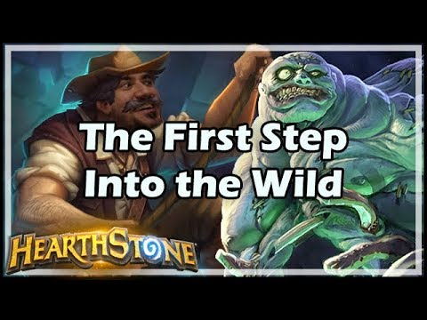[Hearthstone] The First Step Into the Wild
