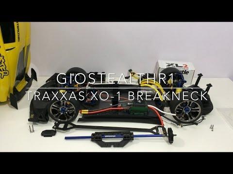 TRAXXAS XO-1 BREAKNECK HIGH SPEED UPGRADES - UCYNx2Pa6IBQ9ajOLvWj_GKA