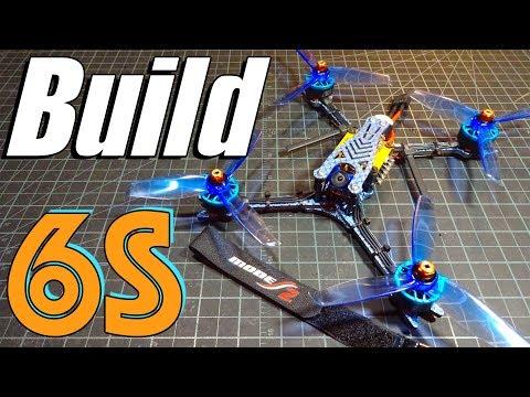 6S Racing Quad Build : Hyperlite 2207 1722kv, Hyperlite F4 OSD, Aikon AK32, Foxeer Micro Predator - UC2c9N7iDxa-4D-b9T7avd7g