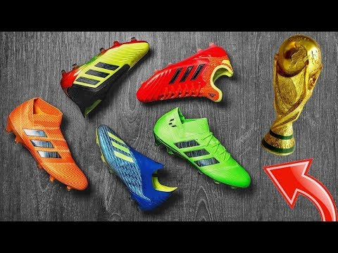 new arrival caa19 439e4 New World Cup adidas Football Boots!