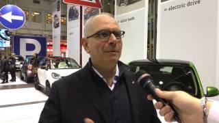 Motor Show 2016 Bologna – Lo stand Smart spiegato da Eugenio Blasetti