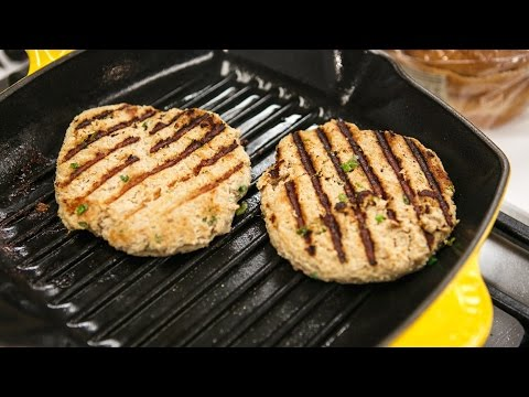 Recipe Rehab Season 1, Episode 24: Blue Bacon Burgers