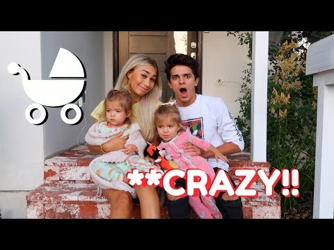 BECOMING PARENTS FOR 24 HOURS!! (W/ MyLifeAsEva) | Brent Rivera - UC56D-IHcUvLVFTX_8NpQMXg