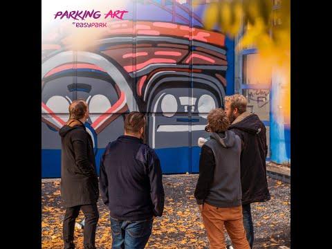 ParkeringsKunst - Sandvika Prosjektet