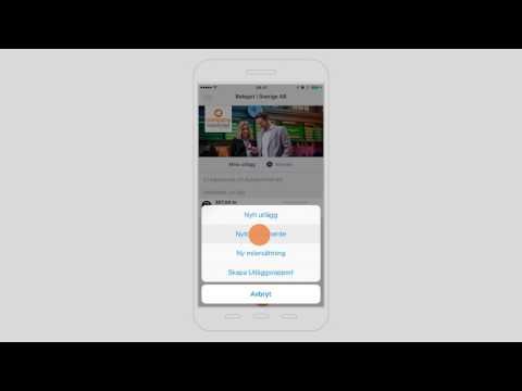 Companyexpense - Instruktion för appanvändare