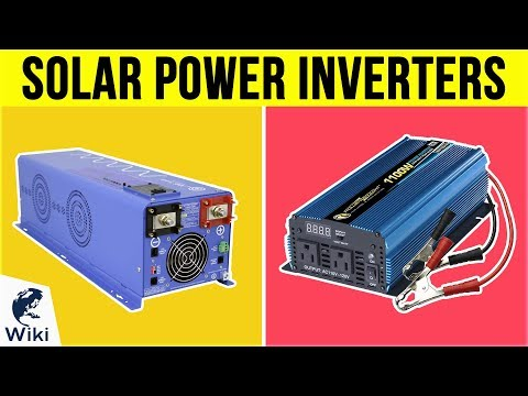 10 Best Solar Power Inverters 2019 - UCXAHpX2xDhmjqtA-ANgsGmw