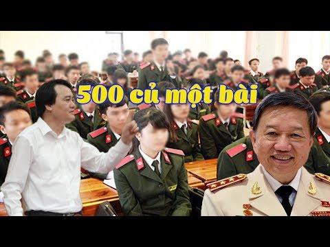 Khởi tố vụ sửa điểm thi THPT ở Hà Giang, BT GD&DT Phùng Xuân Nhạ sắp bị n/é/m vào