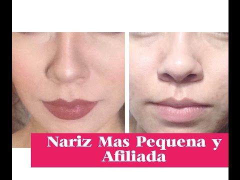 NARIZ PEQUEÑA + AFILIADA | Sin Cirugía | - UCK8lro5mrk2XFAyl8dQL7gw