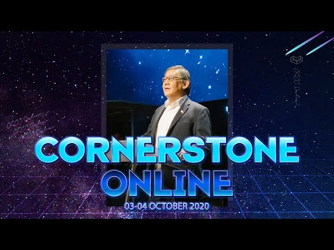 3-4 October 2020  Chasing Perfection  Ps. Yang  Cornerstone Community Church  CSCC Online