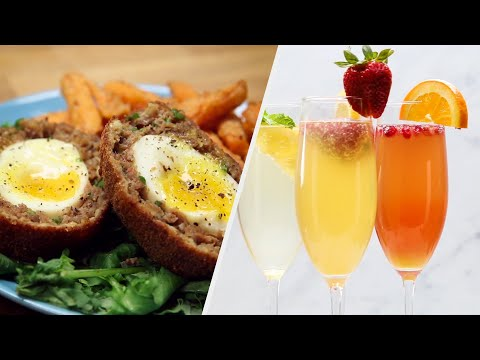 Easy And Delicious Brunch Recipes ? Tasty