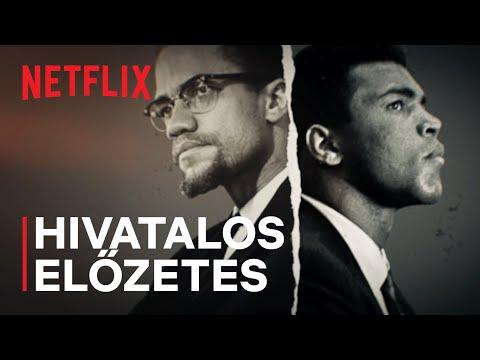Vértestvérek: Malcolm X és Muhammad Ali | Hivatalos előzetes | Netflix