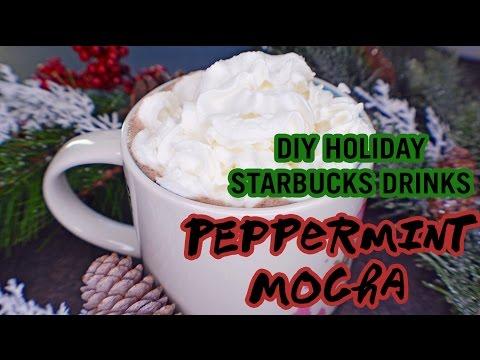 DIY Starbucks Holiday Drinks | Peppermint Mocha | Nuts.com