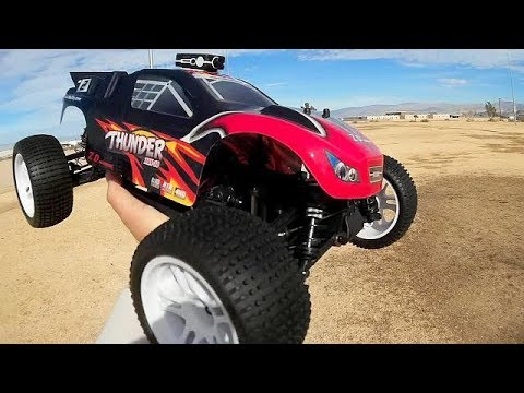 ZD Racing Brushless ZTX-10 Thunder 10423-S  1 10 Scale RC Car Test Drive Review - UC90A4JdsSoFm1Okfu0DHTuQ