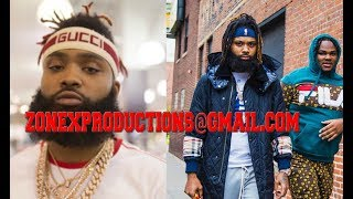 Detroit Rapper Tee Grizzley SHOOTING UPDATE:Sada Baby DELETES ig comments about tee grizzley!
