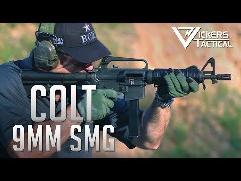 Colt 9MM SMG 4k