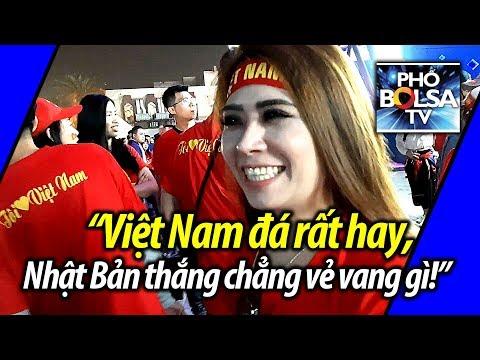 """""""Hôm nay Việt Nam đá rất hay, Nhật Bản thắng cũng chẳng vẻ vang gì!"""""""