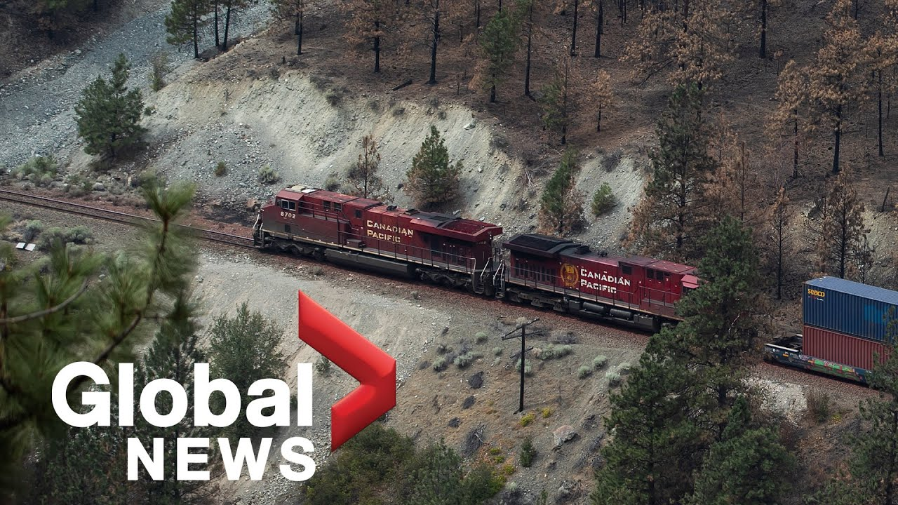 TSB says no evidence train caused fire that destroyed Lytton, BC