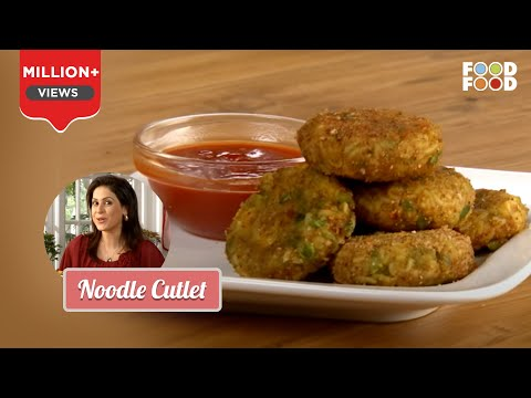 Noodle Cutlet - Mummy Ka Magic