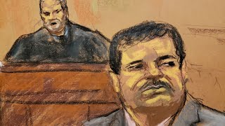 Mexican drug lord El Chapo sentenced to life in 'supermax' prison
