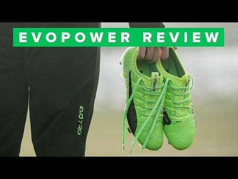 BEST PUMA BOOT EVER! evoPOWER Vigor review - UC5SQGzkWyQSW_fe-URgq7xw