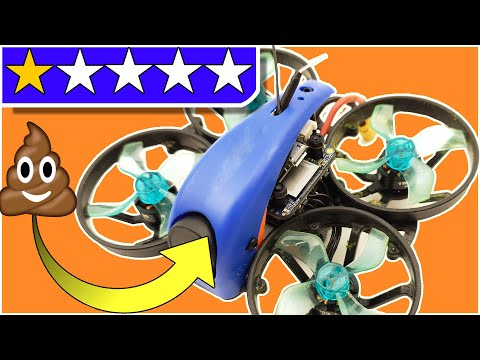 Honest FPV Drone Review - SPCMaker Mini Whale HD Review - UCf_qcnFVTGkC54qYmuLdUKA
