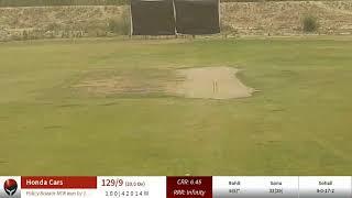 Live Cricket Match | Honda Cars vs Policy Bazaar NCR | 13-Jul-19 07:49 AM 20 overs | City Hawks ...