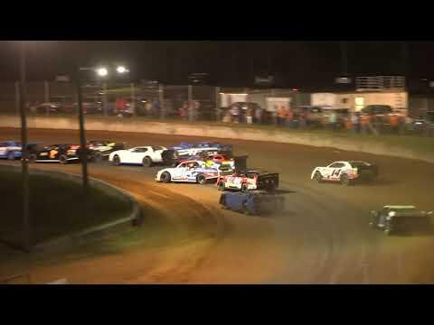 04/23/21 Gladiator Feature Race @ Oglethorpe Speedway Park - dirt track racing video image