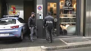 Palermo La Polizia di Stato congela gli investimenti    della mafia al  nord